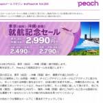 ピーチのメールマガジン ePeach